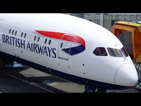 New British Airways FIRST Class Review - 787-9 Dreamliner - London to Abu Dhabi (BA73)