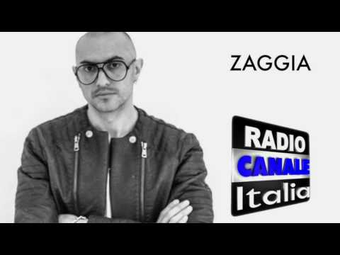 ▶ ZAGGIA ◀ RADIO CANALE ITALIA   DEEP & TECH HOUSE JULY MIX   24 07 2016 PART 2