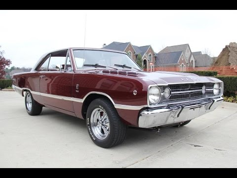1968 Dodge Dart Gt For Sale Youtube