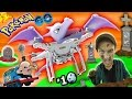 POKEMON GO in a GRAVEYARD!  Drones, Trains, Eggs & Thangs! (FGTEEV Part 10 Gameplay w/ Thomas)