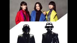 [Mashup] Daft punk x Perfume - Digital Love x 超来輪(chorairin)