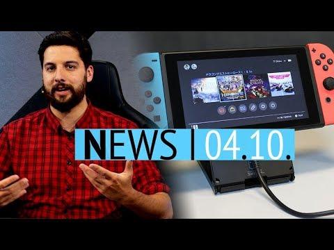 Angeblich neue Nintendo Switch für 2019 - Blizzard-Chef tritt zurück - News