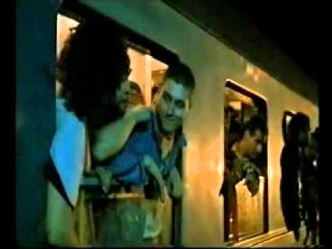 Ultra' - Claudio Amendola - viaggio in treno 1 parte
