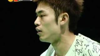 yonex all england 2011 msf lee chong wei mas vs chn lin dan part 2 5