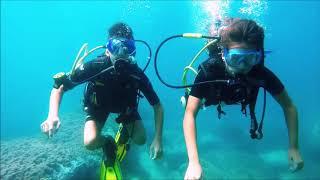 Camping Jonio  Jonio Pro Dive - Catania -- Battesimo del Mare