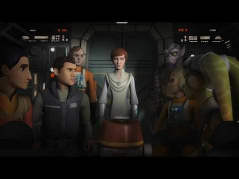 Star Wars Rebels - The Rebel Alliance is born
