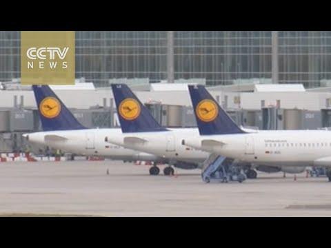 Hundreds more flights grounded as Lufthansa strike lingers