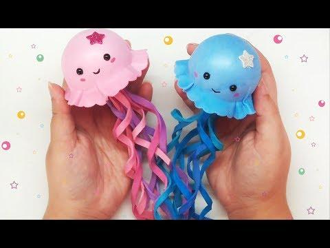 diy-medusas-de-goma-eva-/-foamy-decora-tu-habitación-*kawaii*-~-brotes-de-creatividad