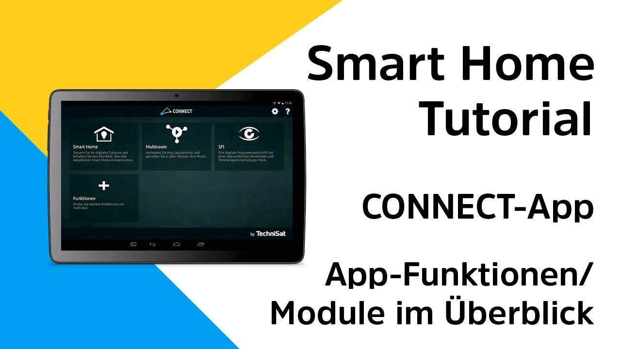 Video: CONNECT-App | Funktionen und Module im Überblick