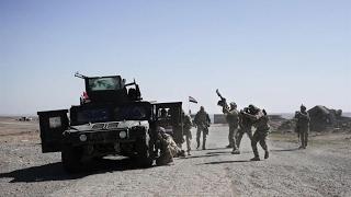 أخبار عربية - القوات العراقية تتقدم نحو الدواسة وسط الجانب الأيمن للموصل