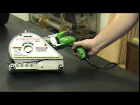 Electric Belt Cutter Installation Youtube