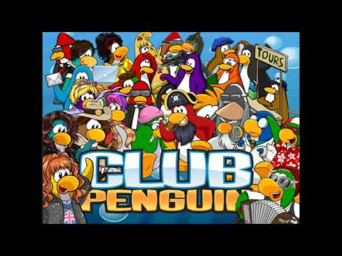 Club Penguin Music - ID 241 - Rock and Roll
