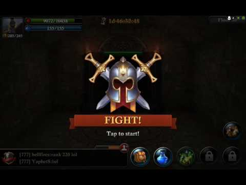 KoA King of Avalon Labyrinth Levels 31-40 dragon spirit