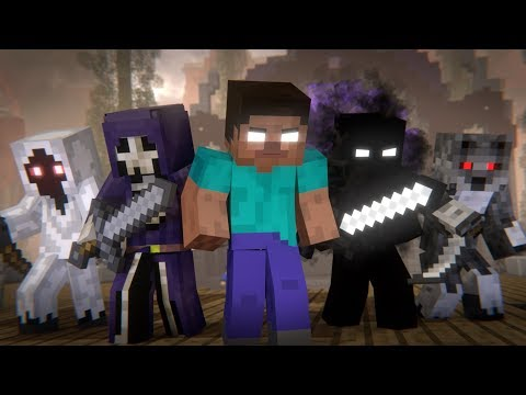 Animation Life 2: Part 1 (Minecraft Animation)