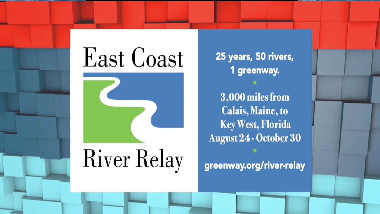 East Coast Greenway: 450 Miles to Honor Husband's Memory
