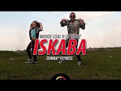 Iskaba - Wande Coal ft Dj Tunez | Zumba Fitness Choreo BY IONUT