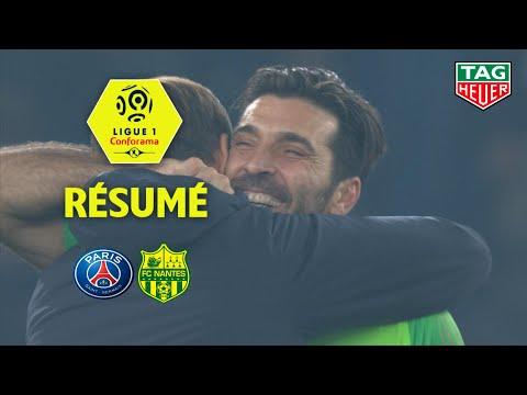 Paris Saint-Germain - FC Nantes ( 1-0 ) - Résumé - (PARIS - FCN) / 2018-19