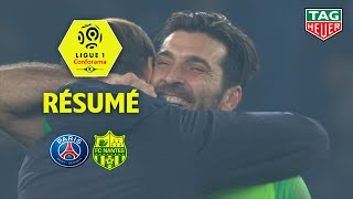 Paris Saint-Germain - FC Nantes ( 1-0 ) - Résumé - (PARIS - FCN) / 2018-19