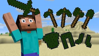 If Cactus Tools Existed - Minecraft