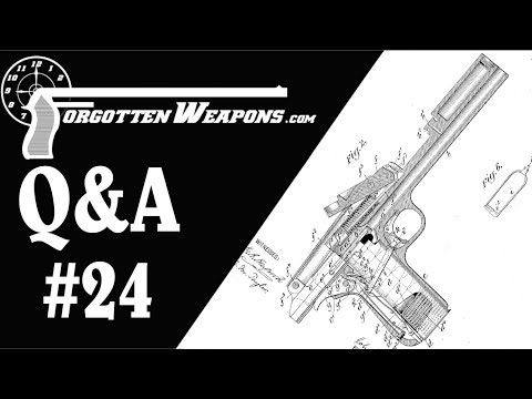 Q&A 24: Pistols, Puppies, And Procurement