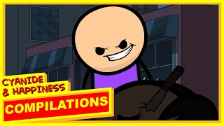 Cyanide & Happiness Compilation - #23