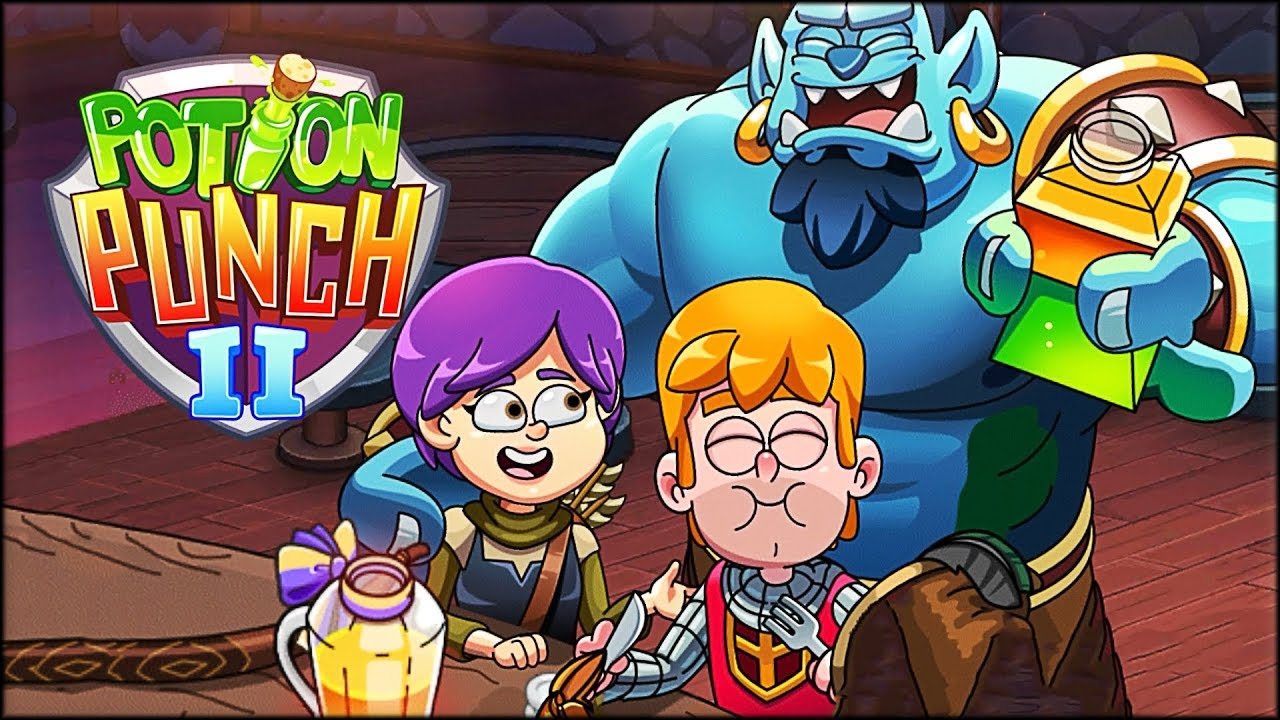 Potion Punch 2: Fantasy Cooking Adventures #1 - Tutorial level