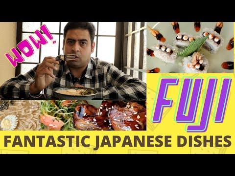 Best Japanese restaurant in Kolkata | Fuji Restaurant | Japan food vlog | Kolkata Best Japanese Food