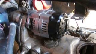 мотоцикл УРАЛ генератор 500w как подцеплять