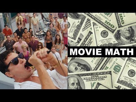 Box Office for The Wolf of Wall Street, 47 Ronin, The Secret Life of Walter Mitty