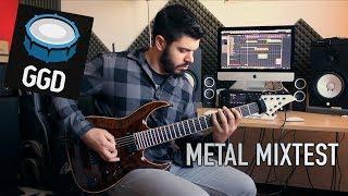GetGood Drums /// METAL MIXTEST
