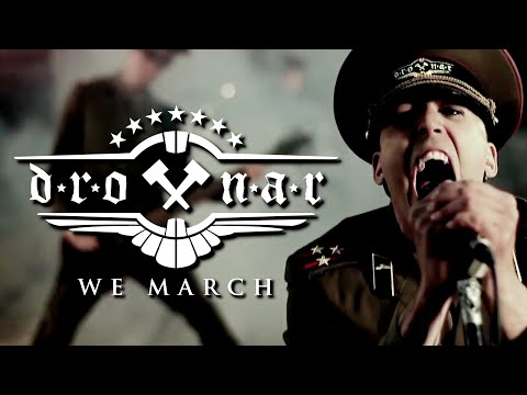 DROTTNAR - WE MARCH (OFFICIAL) Mp3