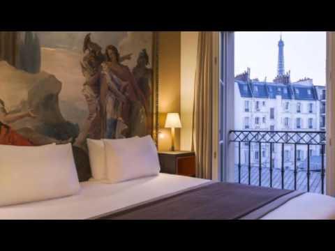 Hotel Le Walt **** - Paris, France