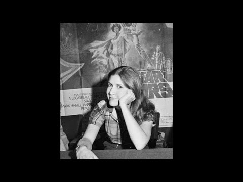 Carrie Fisher: An American Girl | Cover By Her Daughter, Billie Lourd [2019 TRIBUTE]