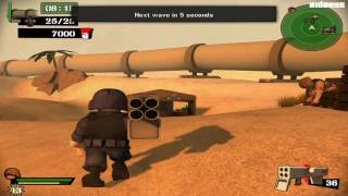 Foreign Legion: Buckets of Blood - Mission 1 - Pipeline (HD)