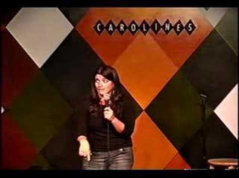 Lana at Caroline's Comedy Club