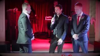 Ведущий Алексей  Интерактив на свадьбе