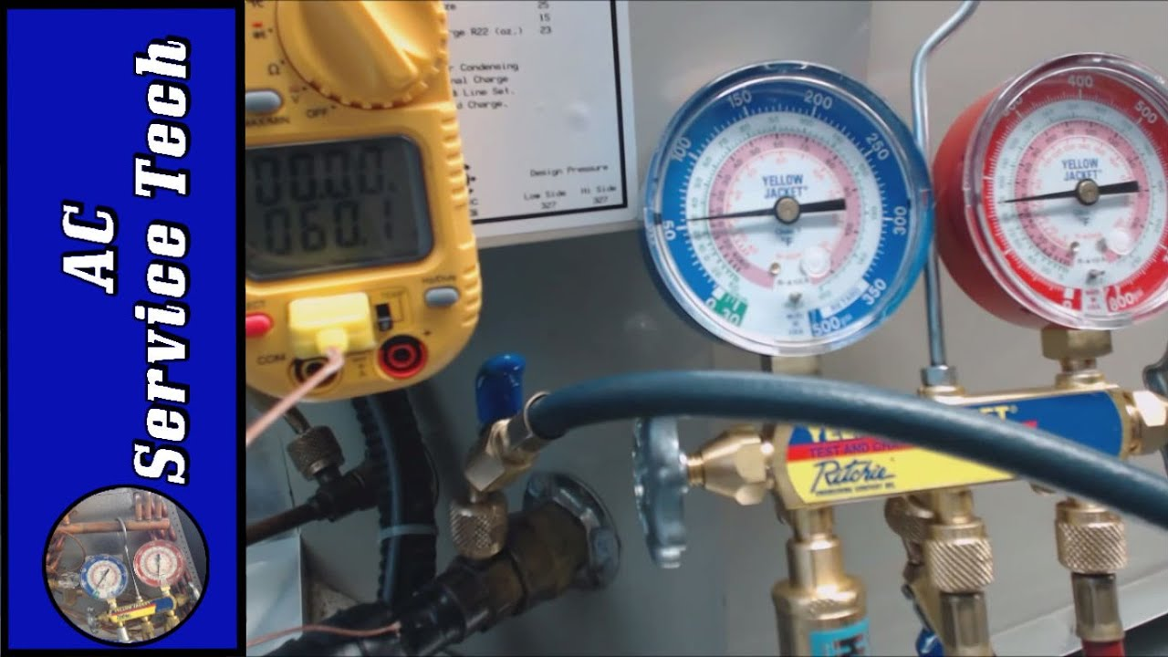 Charging Refrigerant Checking the Charge Step by Step