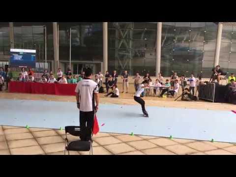 World Champiomships (RollerGames) 2017 Final Slides Women (REKIL.RU)