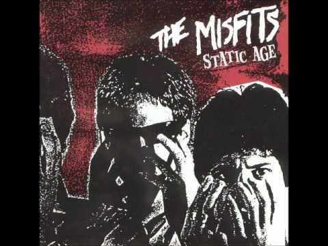 "The Misfits ""Last Caress"" Album: Static Age"