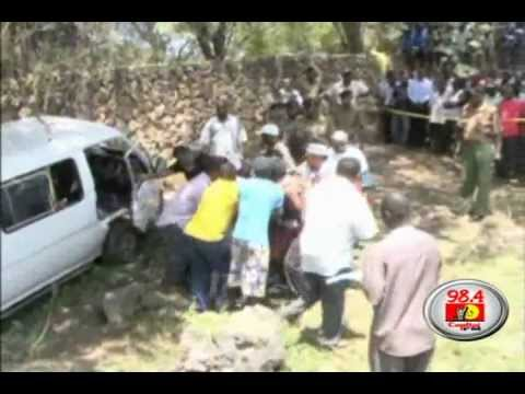 Violent protests in Mombasa after Aboud Rogo killing