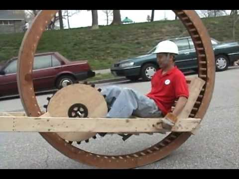 Kinetic Sculpture Race: American Visionary Arts Museum (AVAM) - Youtube