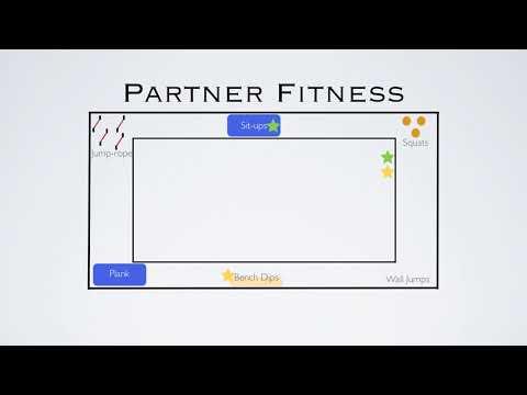 P.E. Games - Partner Fitness