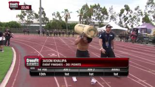 Reebok Crossfit Games 2013 Burden Run HD