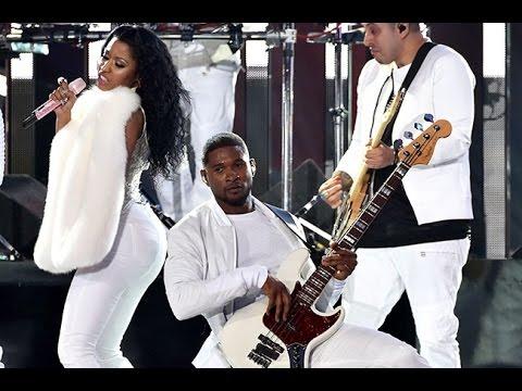 Usher Performance at VMAs 2014 ft Nicki Minaj She Came To Give It To You HD