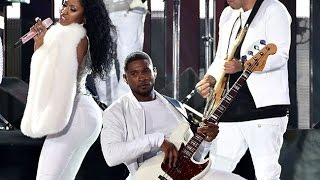 Usher Performance at VMA