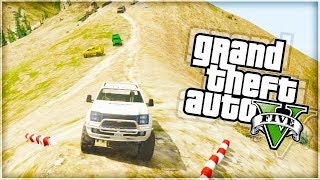 GTA 5 Funny Moments 'MONSTER TRUCK FUN!' (With The Sidemen)