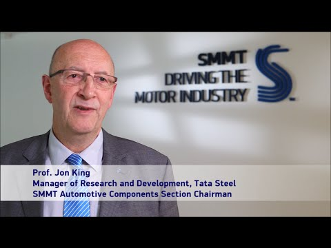 SMMT Automotive Components Section Overview