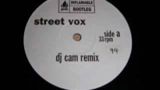 Street Vox DJ Cam Remix