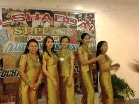 EL SHADDAI 21ST ANNIVERSSARY ST  PETER PARISH CHAPTER