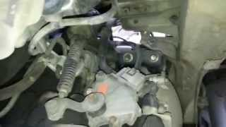 How To Remove Transmission Mount on 96 Toyota Corolla